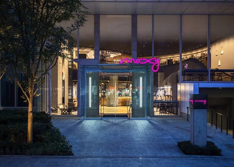 日本初上陸!アートあふれるライフスタイルホテル「モクシー大阪本町」