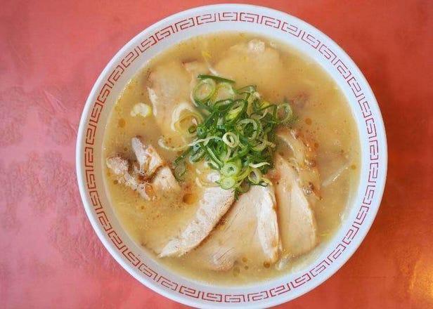 난바 맛집 - 라멘은 이곳! 현지인이 추천하는 라멘 맛집 베스트 5