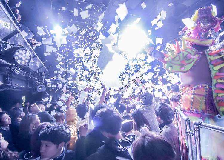 Osaka Nightlife: Inside Osaka's Wildly Popular Club Cheval Osaka