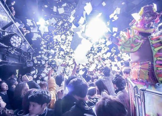 【大阪南區的精采夜生活】魅力直擊大阪最夯的俱樂部「CHEVAL OSAKA」