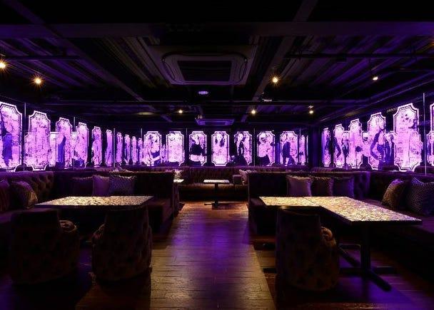 Try the elegant VIP room, too!