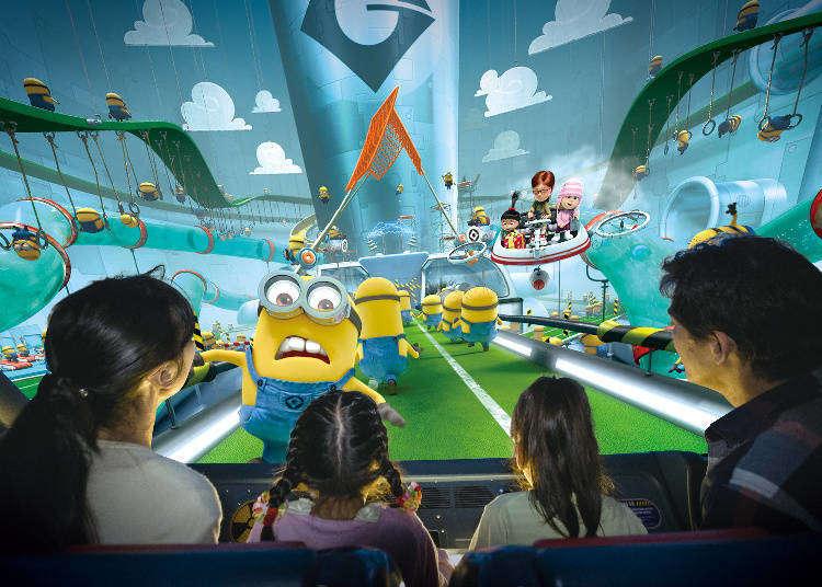 Universal Studios Japan: Complete Guide to Osaka's Huge Theme Park!
