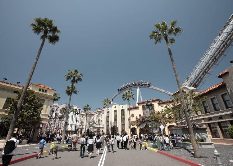 About Osaka Universal Studios Japan