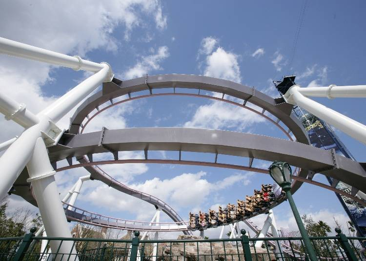 The Park is Full of Yet More Can't-Miss Attractions!