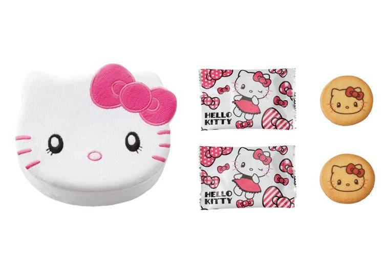 風靡全球的「Hello Kitty」也是必買伴手禮