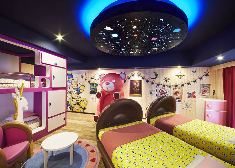 "In 2017, The ""Minions Room 2"" Made Its Debut!"