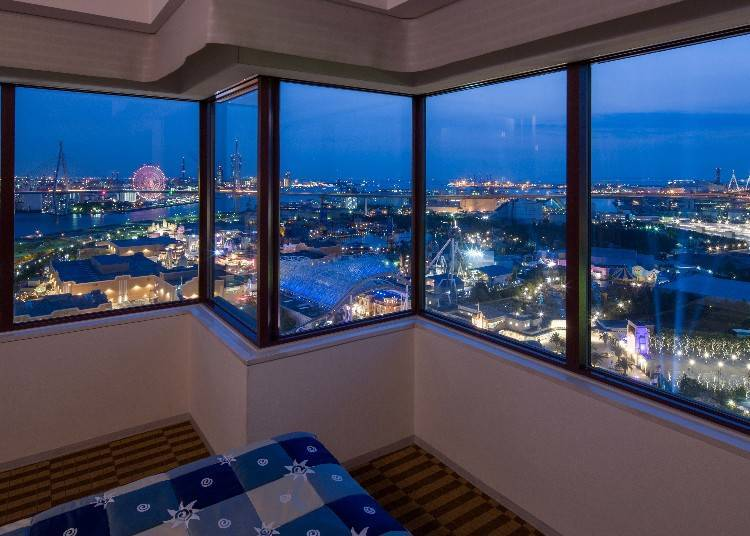 2. Hotel Kintetsu Universal City: Welcomed by popular parkers