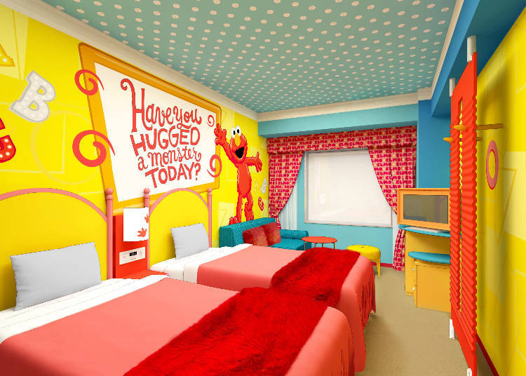 "The Newest Floor Provides a Jam-Packed ""Sesame Street"" Experience!"