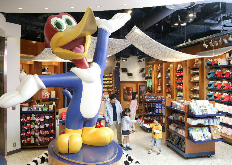 Get Your Souvenirs at the Official USJ Park Store