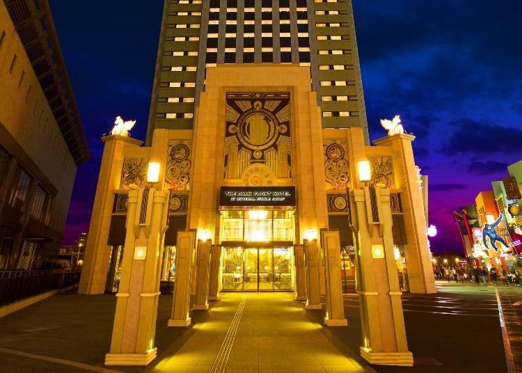 至るところがアメリカ!「ザ パーク フロント ホテル アット ユニバーサル・スタジオ・ジャパン」