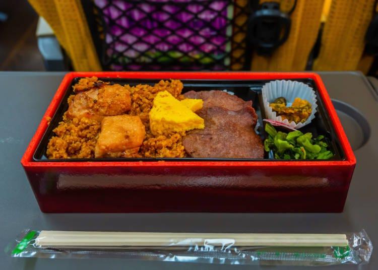 日本旅行の楽しみのひとつ「駅弁」