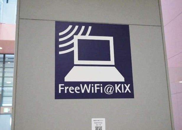 竟然還有這種服務?你所不知道的「關西國際機場」都在這裡!