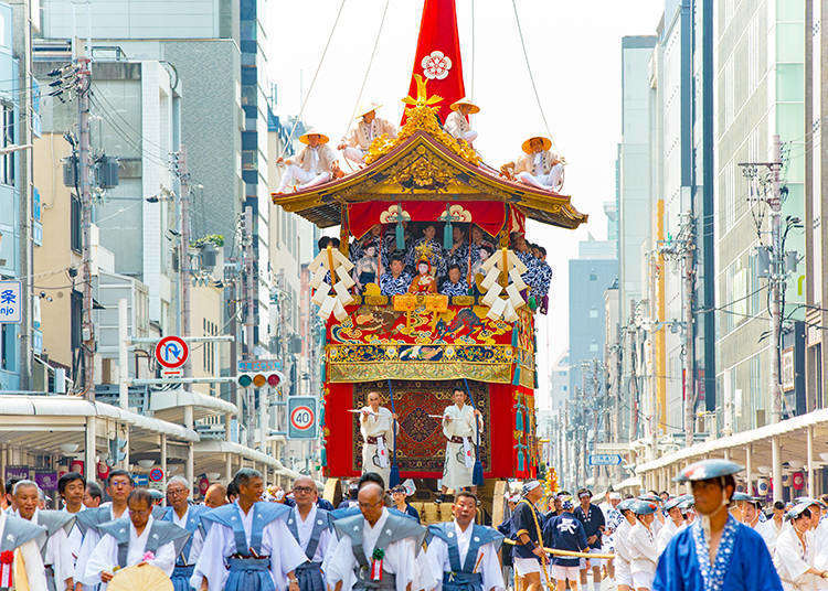 Five Kyoto Festivals You'll Want to See!