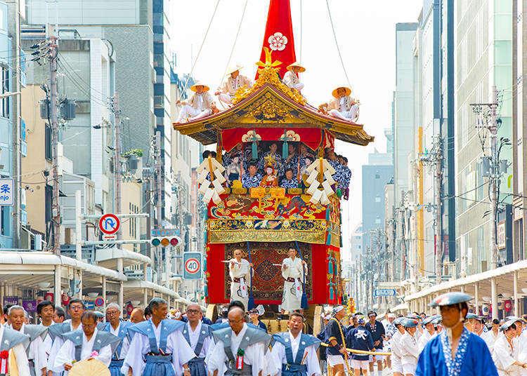 京都觀光必看的5個祭典!除了京都三大祭之外這些祭典也不能錯過啦!