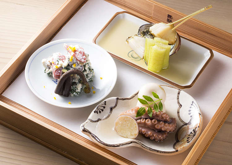 Don't Miss Out on Japanese Cuisine in Kyoto! Top Three Kiyamachi and Pontocho Japanese Restaurants