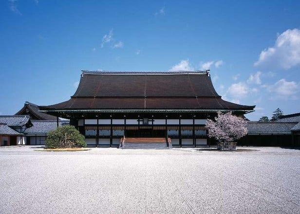 歷史性建築及庭園景致隨處可見!「京都御所」必賞5大景點