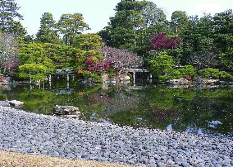 "Highlight 4: The Seasonal Changes in the ""O-ikeniwa"""