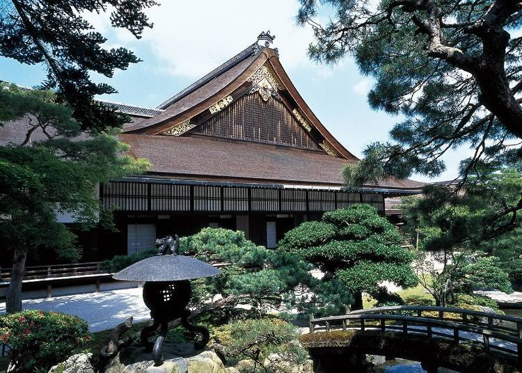 "Highlight 5: ""Otsune-goten"", Home of Emperor Meiji"