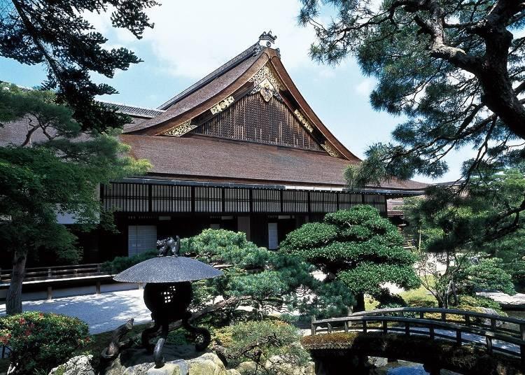 "Highlight 5: ""Otsune-goten"", Home of Emperor Meiji"