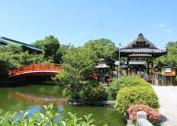 【京都自由行必看】造訪二條城時可順道遊覽的5大人氣觀光景點