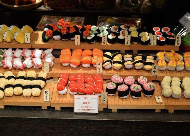 Kyoto Souvenirs: 5 Popular Souvenir Shops and Gifts Along Arashiyama Shopping Street
