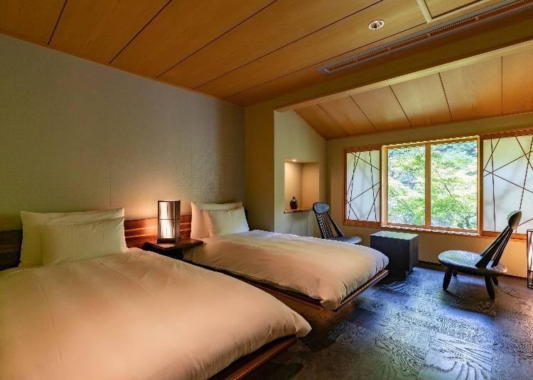 嵐山「虹夕諾雅京都」讓外國遊客大受感動的旅館特色徹底解析