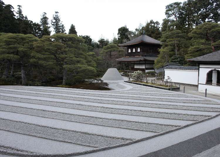 世界遺産・銀閣寺の歴史を紐解いて、必見ポイントを徹底解読!