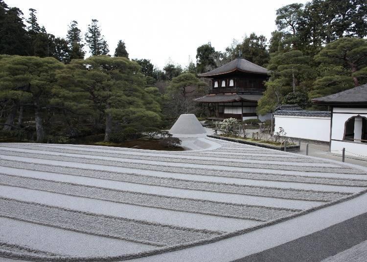 Take a Stroll Through Ginkaku-ji's Garden, Beautiful in Each Season