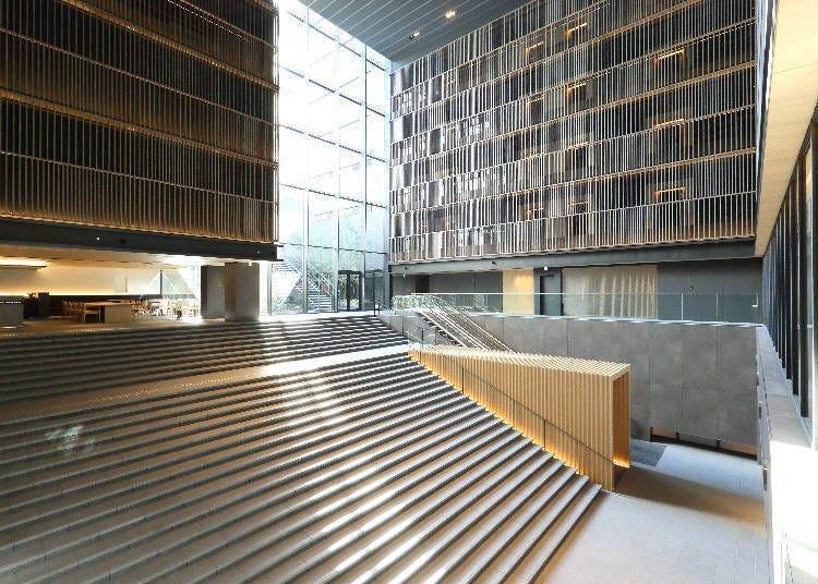 飯店設計兼具舒適度和京都風情