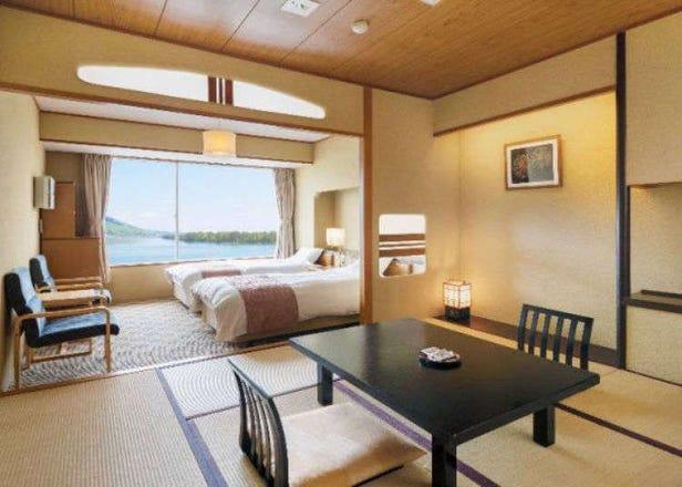 【京都住宿】可從客房、浴場眺望日本三景「天橋立」的絕佳飯店3選