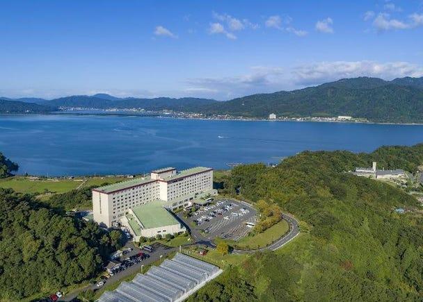 1. Hotel and Resort Kyoto Miyazu: A Full View of Miyazu Bay