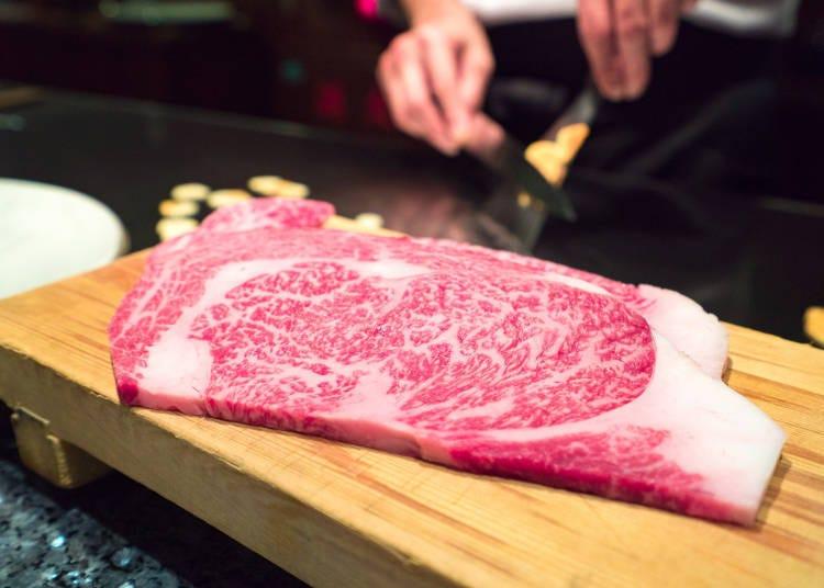 兵庫自由行必吃美食①砸大錢也要吃「神戶牛」