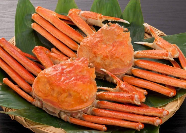 兵庫自由行必吃美食②大啖現捕現撈的海鮮、螃蟹、章魚