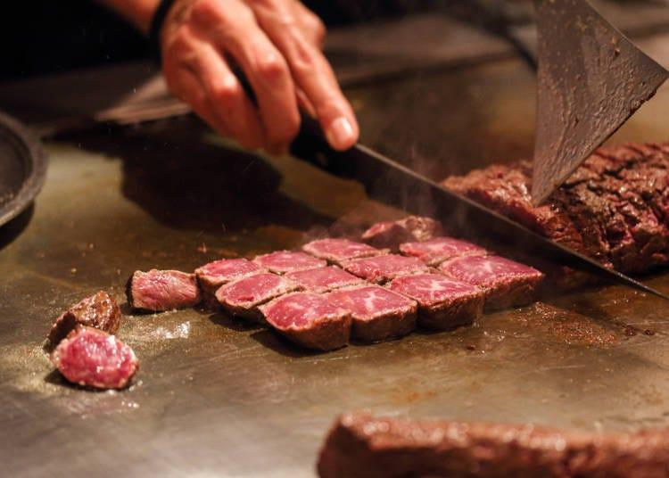 4. Kobe Beef: World-renowned, top-class Japanese beef