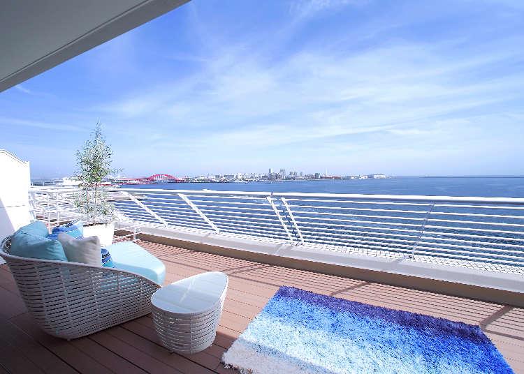 關西旅遊必住飯店推薦!可眺望神戶港美景的飯店3選