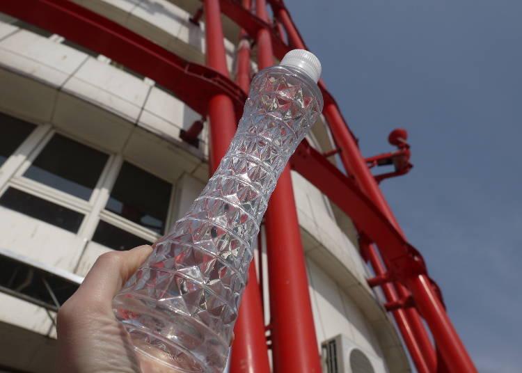 選購神戶港燈塔的紀念伴手禮