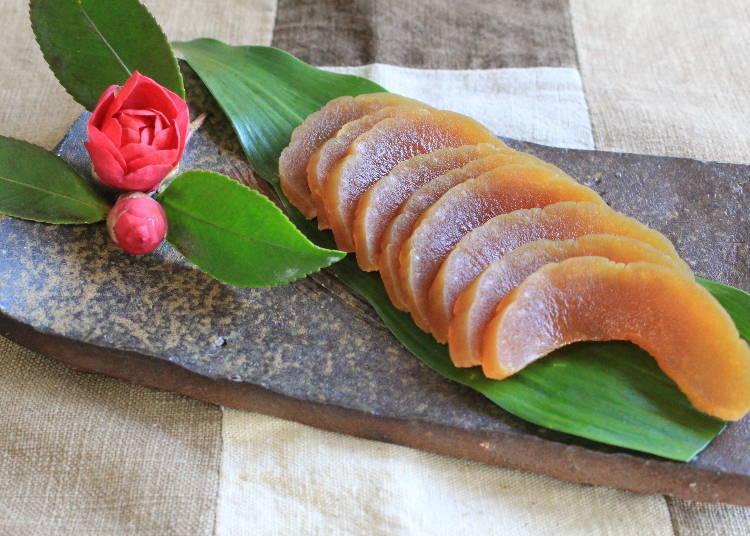 1. Narazuke pickles: The umami of sake lees and artisans' techniques shine