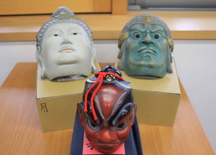 Popular Todaiji Temple Souvenirs