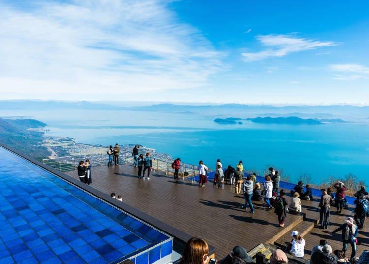 擁有琵琶湖、彥根城等觀光勝地的「滋賀」