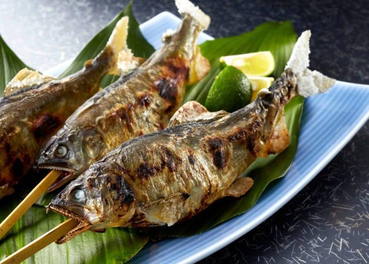 滋賀自由行必吃美食②湖魚料理