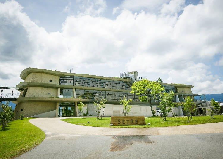 "Feel the Lake Biwako Breeze During Your Stay at Private Resort ""Setore Marina Biwako"""