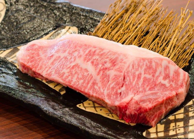 2,肉の芸術品「松坂牛」