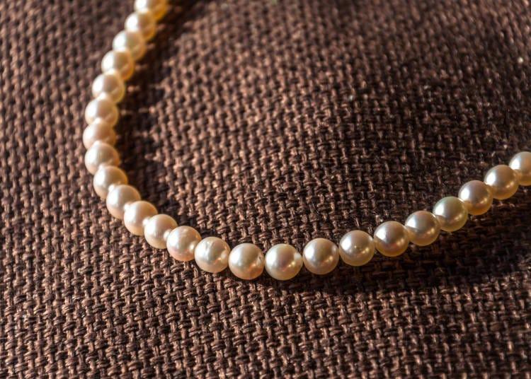 日本三重自由行必買伴手禮①MIKIMOTO的「珍珠飾品」