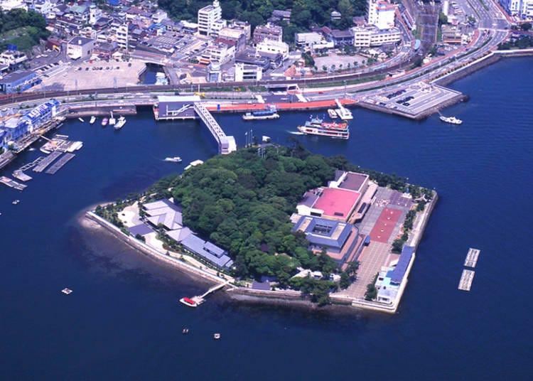 日本三重自由行購物景點②帶你了解珍珠知識的「御木本真珠島」