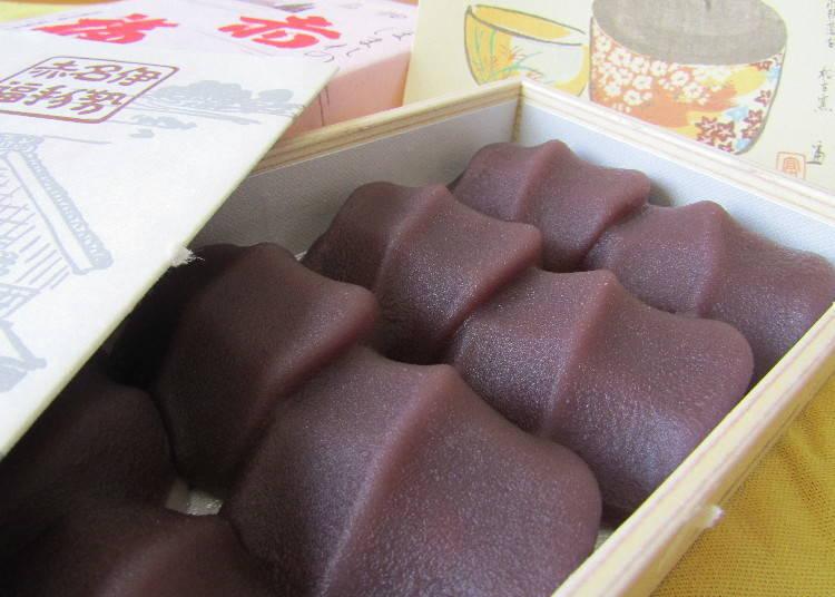 7. Akafuku Rice Cake: A staple when visiting Ise Grand Shrine