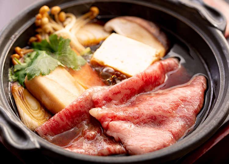 마츠자카규를 저렴하게 먹을 수 있는 현지 특산물 맛집 3곳.