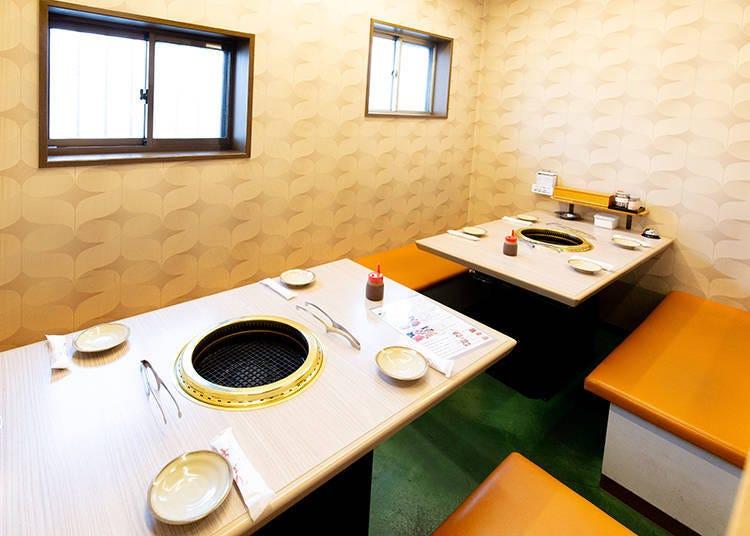 1. Isshobin Honten: Grill the highest class Matsusaka beef yakiniku yourself!