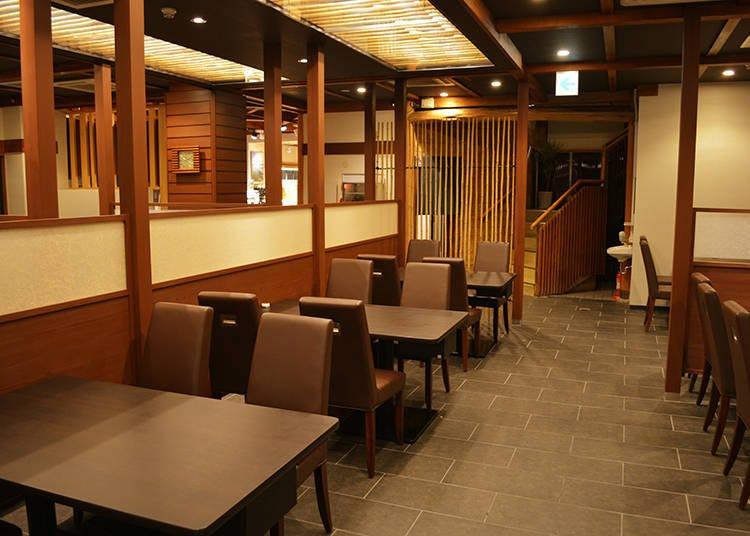 松阪市的松阪牛推薦餐廳②肉店直營的專門店「松阪丸吉」