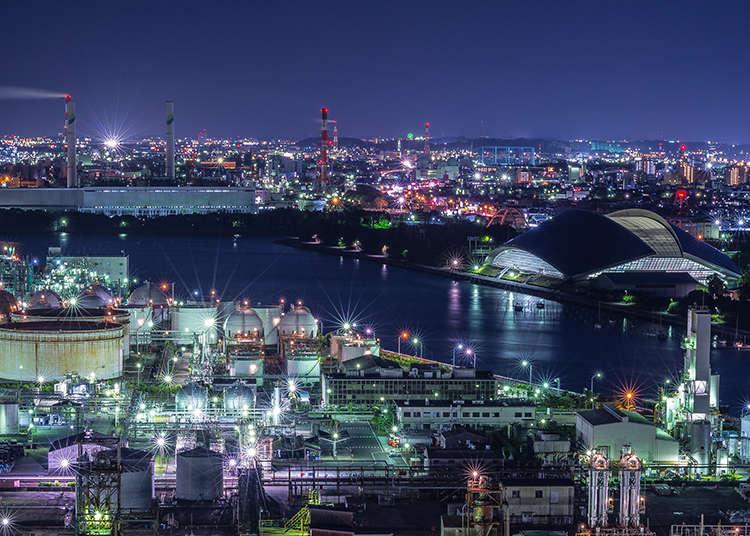 日本屈指の夜景と海上クルーズ、ギネス認定のプラネタリウム!「夜」がアツい三重・四日市の魅力