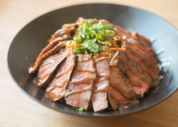 同場加映:姊妹店—日本產牛排蓋飯專賣店「佰食屋」